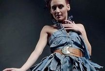 RE- AND UP-CYCLING CLOTHES / by Saskia ter Welle