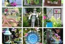 garden ART / by Rhonda Ramsey