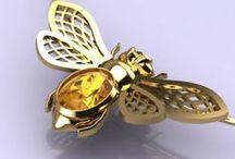 Art of Gems Designs / Art of Gems exclusive designs. To see more, visit www.artofgems.ca