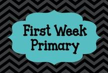 First week primary
