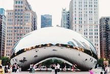 Chicago / Our favorite restaurants, bars, hotels, shops, neighborhoods and things to do in Chicago.  / by MapQuest
