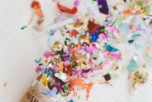 Confetti Party Fun!