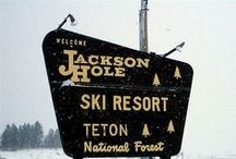 Jackson Hole / by MapQuest