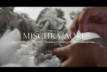 BRODERIE D'ART VIDEOS / Video's about haute couture embroidery, French tradition  / by Saskia ter Welle