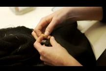 THE MAKING OF HAUTE COUTURE VIDEOS / by Saskia ter Welle