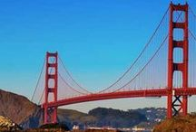 San Francisco / Our favorite restaurants, bars, hotels, shops, neighborhoods and things to do in San Francisco. / by MapQuest