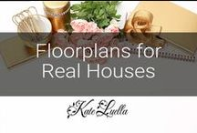 HOME: Floor plans for real house lovers.... / I love floor plans, whether I'm building or not, doesn't matter, still love them...