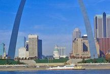 St. Louis / Our favorite restaurants, bars, hotels, shops, neighborhoods and things to do in St. Louis. / by MapQuest