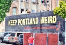 Portland / Our favorite restaurants, bars, hotels, shops, neighborhoods and things to do in Portland. / by MapQuest