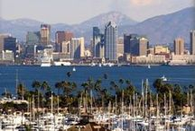San Diego / Our favorite restaurants, bars, hotels, shops, neighborhoods and things to do in The City in Motion. / by MapQuest