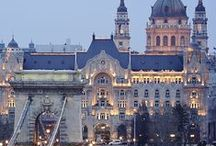Budapest / by MapQuest
