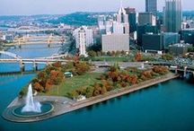 Pittsburgh / by MapQuest