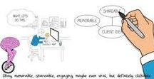 Whiteboard Animations / Whiteboard Animations, storytelling through the art of drawing.