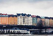 Visit // Stockholm