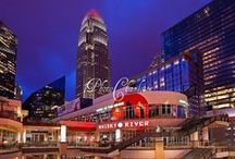 Charlotte, NC / Fun things to do in Charlotte before you party at the Charlotte Howl at the Moon!