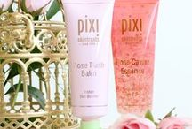 Skin Loving Botanicals / Soft roses. Fresh lavender. Invigorating citrus fruits. We'd like to share some of our natural botanicals that our makeup & skincare favourties are created with. #PixiBeauty