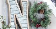 Christmas Home Decor & More / I love everything about Christmas from celebrating the Greatest Gift ever given to decorating our homes and filling them with all the joys of the season. Check out all the terrific Christmas decorations, Christmas crafts, Holiday Ideas, and even a few Christmas foods.