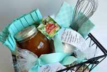 Gift-Giving Ideas & Wraps / Tons of Gift Ideas ~ Package Embellishments ~ Homemade Goodness for Blessing Friends & Family
