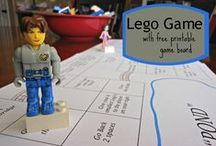 Lego Learning and Fun / Everything Lego! Lego Party, Lego Games, Lego Learning! / by Jillian Riley @ A Mom With A Lesson Plan