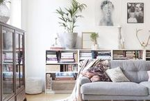 Living Rooms & Corridors / Let them be well-lit, comfy and glam.