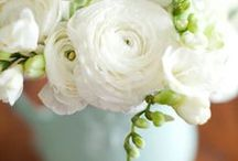 Pretty Flowers & Floral Design / Flowers make us feel loved and special and our homes more alive and beautiful.  Enjoy this curated board filled with beautiful blooms and bouquets of the different seasons for your home decor, discover lovely party and centerpiece ideas, inspiring scenes, and floral design tips.