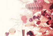 Pink Christmas... / by Ana Gonzalez