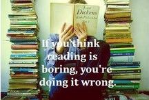 Books:) / by Ashlyn Trussel