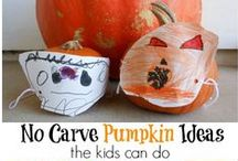 Super Spooky Halloween Ideas / Fun, easy and kid friendly ideas for Halloween.  / by Jillian Riley @ A Mom With A Lesson Plan