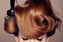 strands / hair / by Gidel Dawson