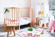 nursery / kids rooms