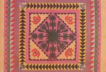Quilts ~ Medallions