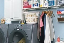 DIY Laundry Room Appliance Care & Repair Tips / Money-saving #appliance care and #repair tips from RepairClinic.com. #dryer #washingmachine #home #homeimprovement #energy #diy More at www.RepairClinic.com and our blog, www.DIY.RepairClinic.com.