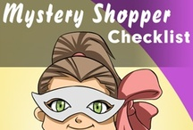 Mystery Shopping Mama / Places I've mystery shopped. Interested in secret shopper info for stay at home mom income? Visit Stay-A-Stay-At-Home-Mom.com/what-is-a-mystery-shopper.html