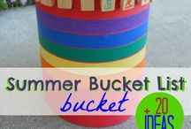 Summer / Kids activities, ideas and tips perfect for summer. / by Jill Riley @ A Mom With A Lesson Plan
