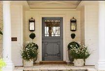 Front Door / Bienvenue!