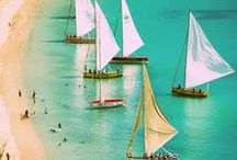 all aboard / boats