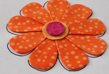 Sewing / sewing, applique / by Nalan Unal