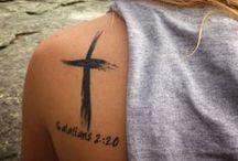 Tattoos?Piercings / by Ashley Black