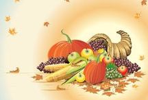Thanksgiving Crafts & Printables / Thanksgiving decorations, crafts & printables. / by Banndit1@hotmail.com