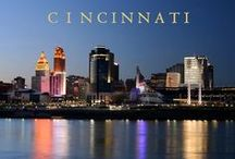 Hometown Love - Cincy / Klosterman Baking Company is a Cincinnati company that loves its hometown of Cincinnati, Ohio!