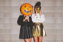 boo / #halloween / by Gidel Dawson