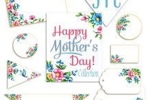 Mother's Day / Mothers Day crafts & printables / by Banndit1@hotmail.com