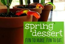 Spring / All things spring...holidays, crafts, activities, food and more! / by Jillian Riley @ A Mom With A Lesson Plan