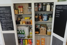 trading spaces / storage and organization