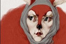 Art, Drawing, Illustrations / by Alika