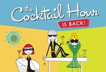 Cocktail Hour / The Cocktail Hour is back and Middle Sister has the perfect ready to drink cocktails to suit any occasion! Each week we'll bring you a new Cocktail Party theme. What are you waiting for? The party starts now!  / by Middle Sister Wines