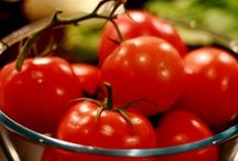 """Tomatoes Or """"Maters"""" / No matter what their called...I love em! / by Marie Polwort"""