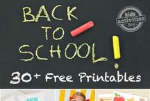 Back to School / by Banndit1@hotmail.com