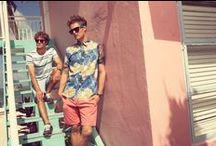 Mens Surf & Skate x