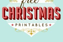 Christmas Printables / by Virginia Hale